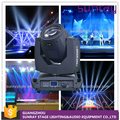 Wedding Stage Lamp Color Frost Function 16 Channel Control Moving Head Light 230W 7R Sharpy Beam 200 5R
