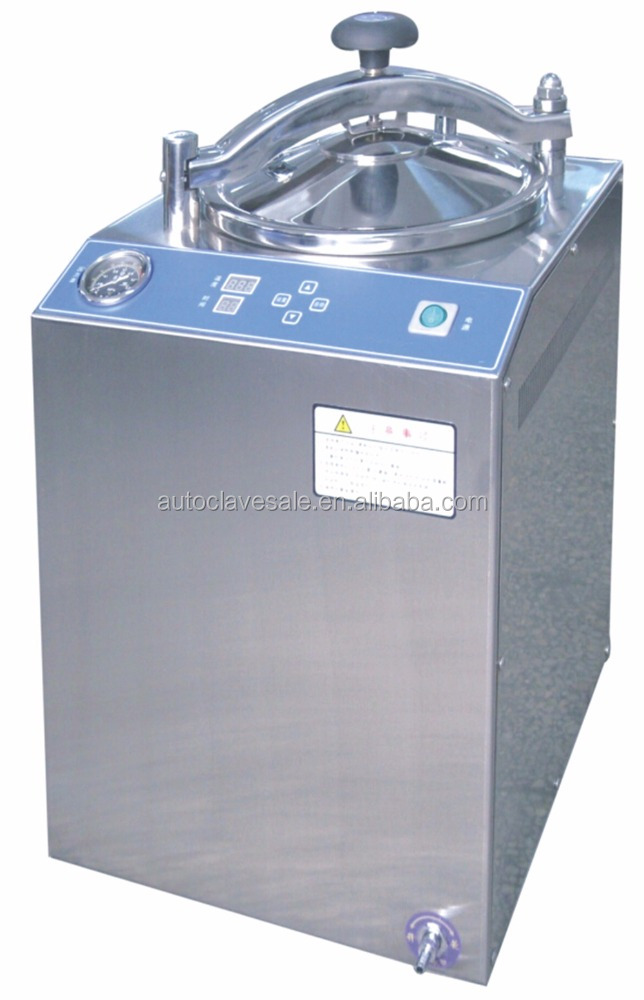 Bluestone Fully Automatic Digital Vertical Autoclave 28L