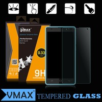 Cell phone accessories! ultra thin anti broken waterproof screen protector tempered glass for Tecon Y6