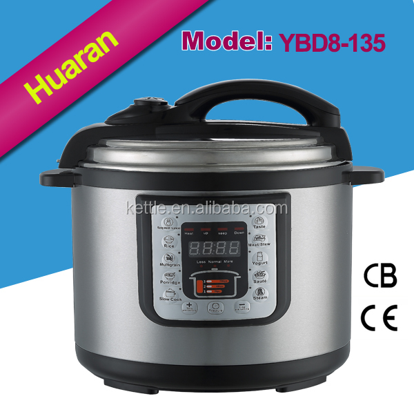 Wholesale Price Automatic Multi Electric Pressure Cooker With Multifunction