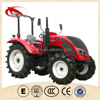 China farm tractor QLN404 40hp 4wd chinese wheel tractor