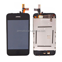 Original mobile lcd for iphone 3GS touch digitizer