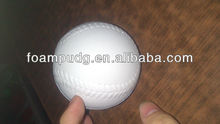 2013 balls free shipping and cheaper PU foam baseball/baseball stress ball