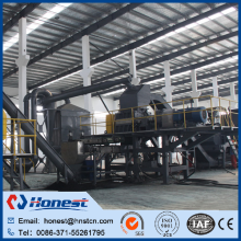 Brand new waste tyre recycling machine used rubber tires recycling machines with low price