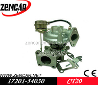 CT20 turbocharger for toyota 2lt 17201-54030