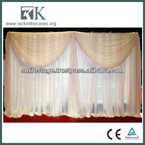 RK polyester fabric lace for curtains best price