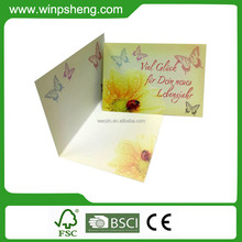 2015 Printing Handmade Greeting Card Kits