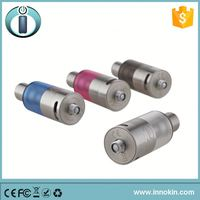 Alibaba express Bottom vertical coil ecig clearomizer atomizer with replaceable coil