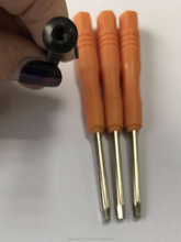 "3/32"" hex Screwdriver precision screwdriver with customized handle"