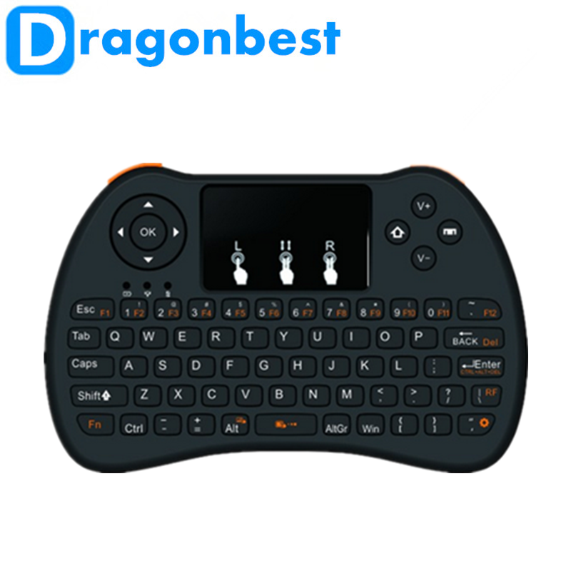 2017 Dragonworth wholesale H9 air mouse for Android TV bt android tv box smart Wireless remote controll
