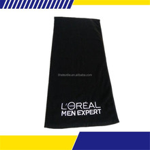 L'Oreal Brand Hair Salon Towel Bleach Proof Towel Custom Size China Supplier