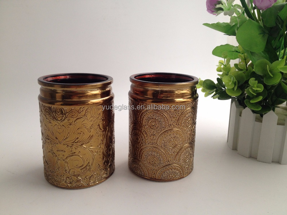 Wholesale wedding decorative glass candle holder and gold copper candle jar buy wedding - A buying guide for decorative candles ...