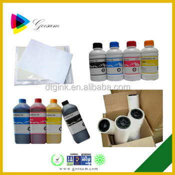 Factory Price Dye Sublimation ink for Mutoh RJ900C/VJ1204/VJ1304 Printer