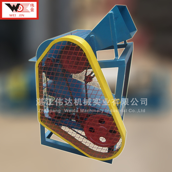 Fiber carding equipment willowing messy fiber machine