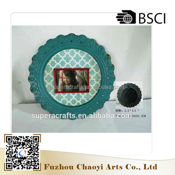 Frofessional classical European style high quality New design flower photo frame