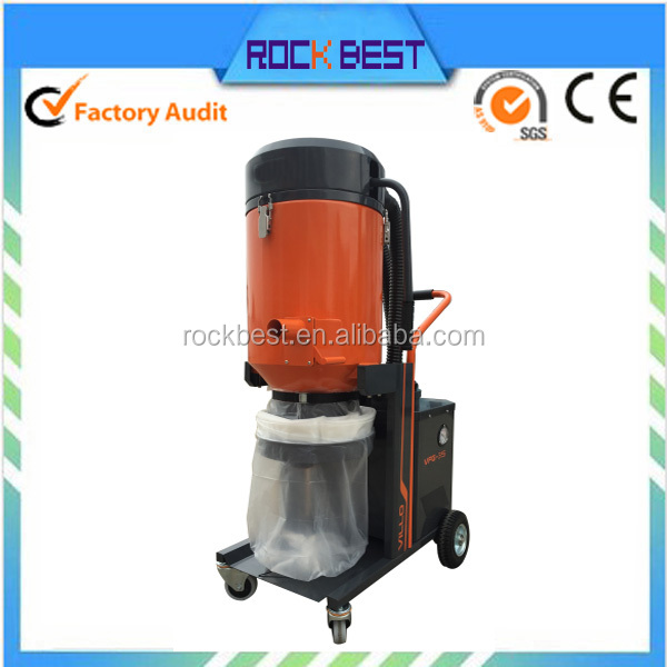 220v/120V industrial vacuum cleaner for floor grinder