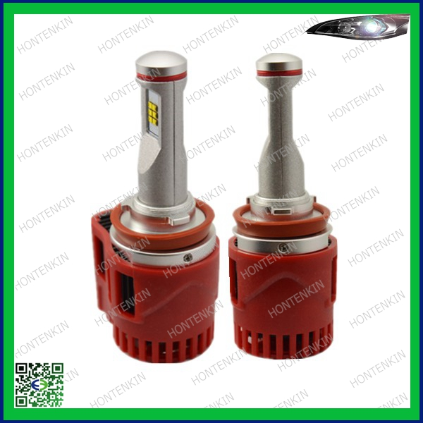 New Arrival 45W H8 4500lm Motorcycle fast start LED for Headlight passed ce rohs