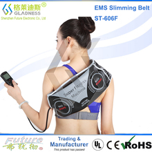 Multifunction Abdominal Belt With Two Functions As EMS Mode And Vibration Mode ST-606F