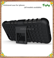 Hot Selling PC+TPU 2 In 1 Cover For iPhone 5C Back Case
