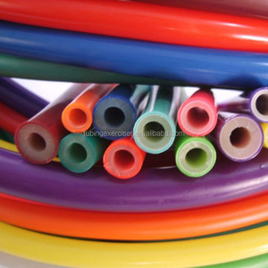 Manufacturer Custom Expandable Natural Elastic Rubber Two Wall Latex Tube