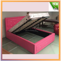 ottman bed with crystal