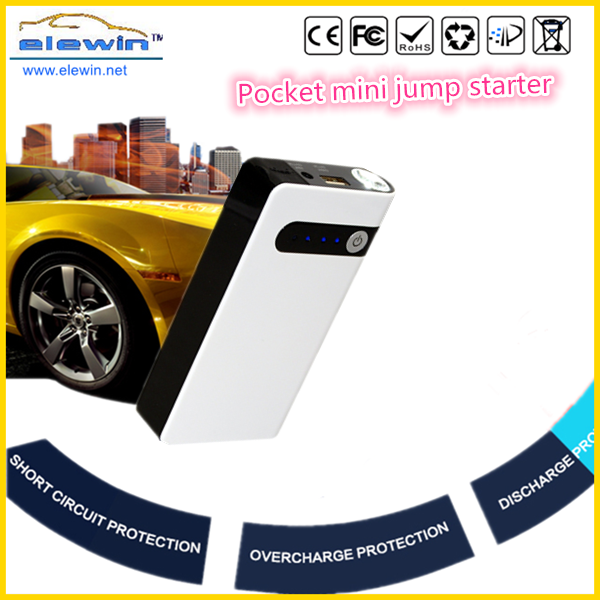 Shenzhen car accessories rechargeable battery li-ion portable battery jump starter