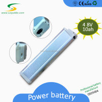 e bike battery pack 48v li-ion rechargeable 10ah