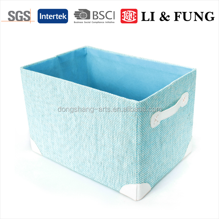 New design foldable sundries storage box
