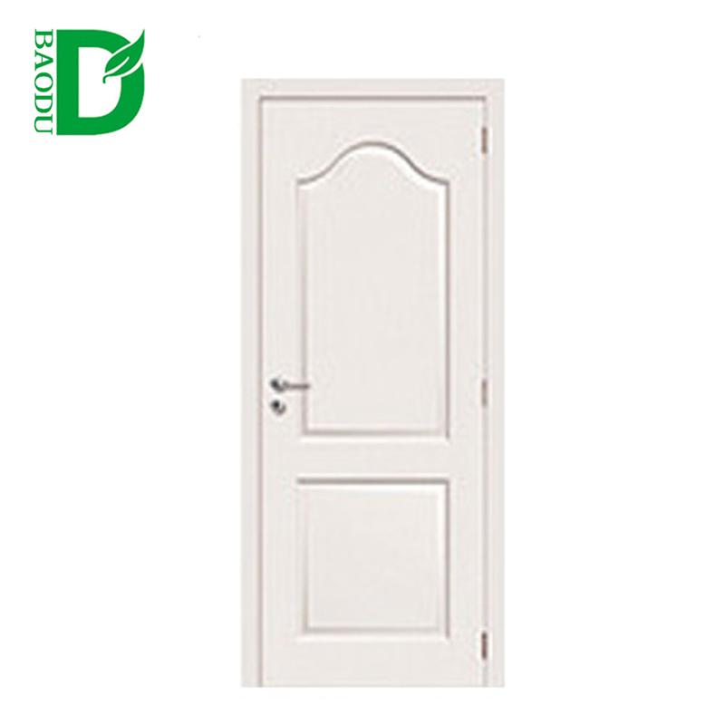 Cheap Hollow Core Flush Door White Primer Molded Doors Hdf Molded Door