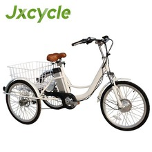 three wheel electric motor bike for elderly