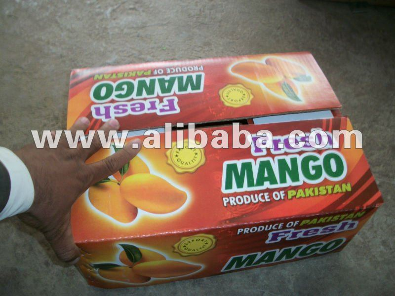 Mangoes from Pakistan