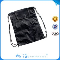 Recyclable Nylon Drawstring Beach Bags Giveaways