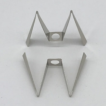 Xiamen Metal Stamping Fabrication Factory Custom Galvanized U Shape Flexible Brackets