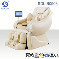 NEW!!!hot sell coin/bill operated vending massage chair
