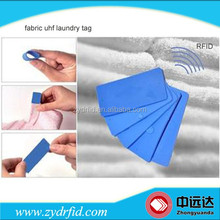 Soft silicon H3 chip water proof silicon rfid laundry tag