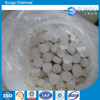 Drinking Water Treatment Trichloroisocyanuric Acid TCCA 90% Chlorine Tablets & Granular