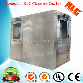 Hot sale!! Air shower for clean room in KLC