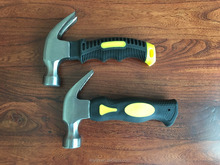 Mini Claw hammer with TPR plastic coated handle