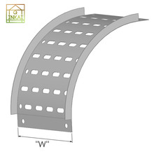 Popular High Quality Network Cable Tray Fittings Basket Type
