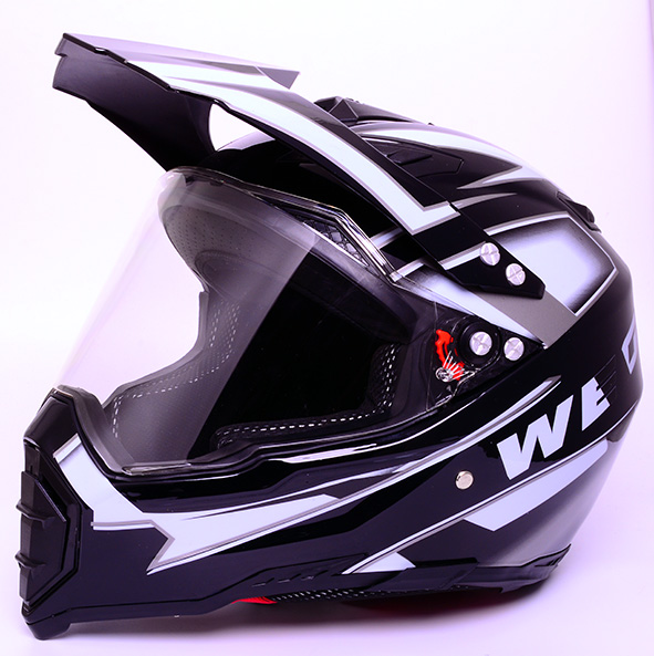ECE approved ABS motocross off road race motorcycle helmets