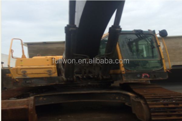 used volvo 210 excavator for sale ER451298CO35