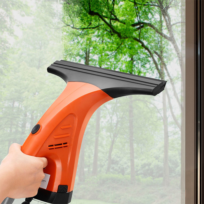 Electric Cordless Window Cleaner Vacuum
