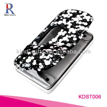 top selling rhinestone metal hole punch