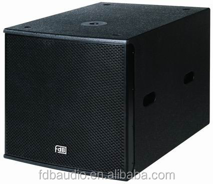 Sound System+18 inch Subwoofer Bass Speaker Box