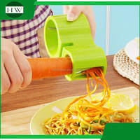 multi function double spiral plastic carrot cucumber vegetable julienne cutter machine cutting tool grater sharpener with sharpe