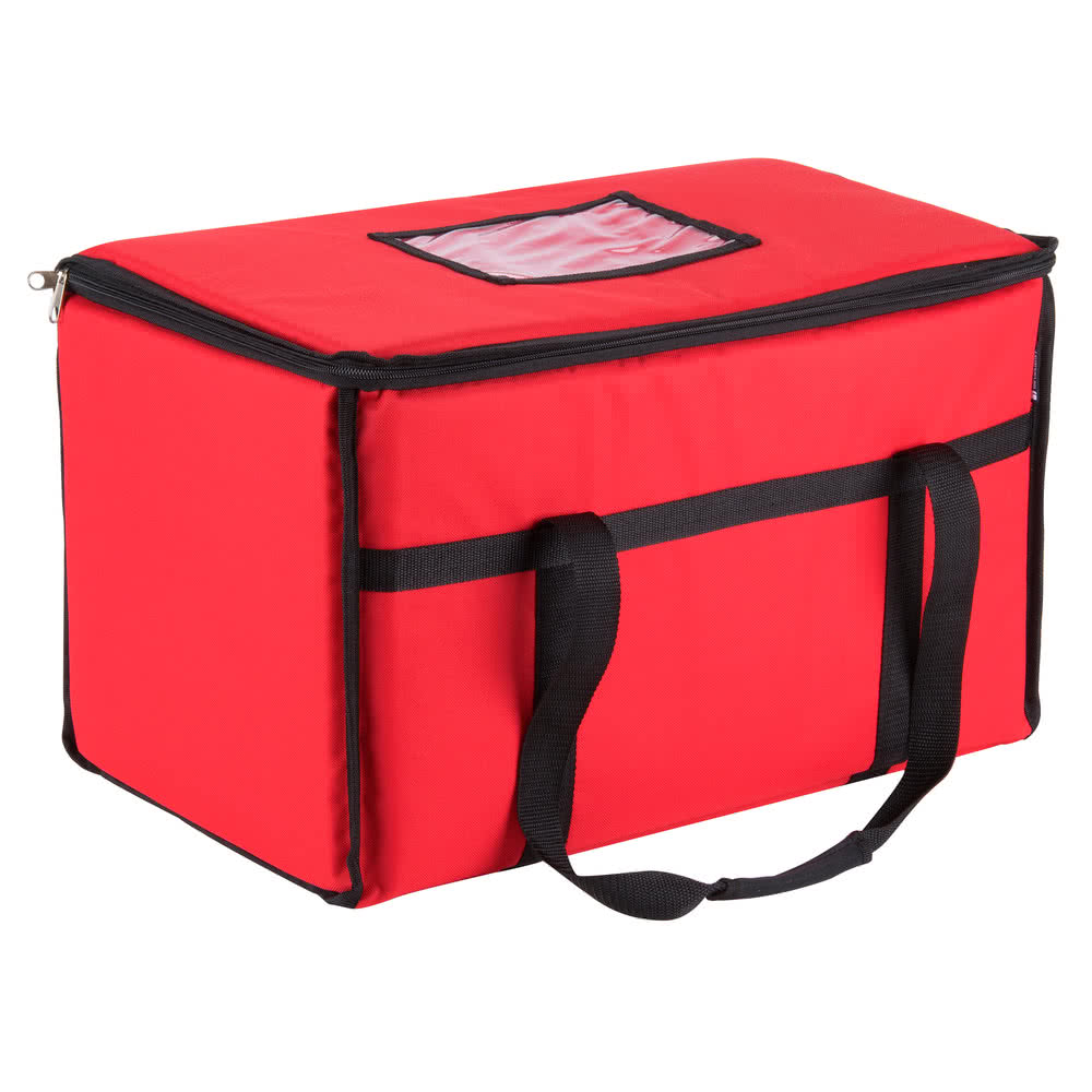Keep warm food delivery insulated thermal cooler bag for frozen food