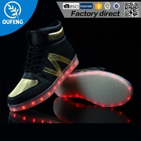 Made in China good quality shoe led light shoe for younger