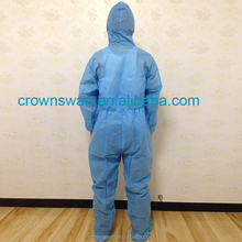 Security Protection Supply Disposable Radiation Protective Clothing Professional Factory