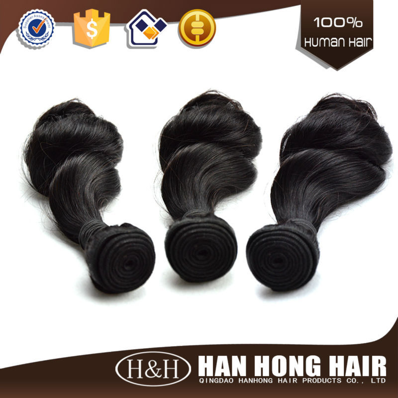 Ali Trade Assurance Crochet Braids with Human Hair 100% Brazilian Hair Extension