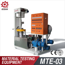 Lab laboratory three layers co-extrusion film blowing machine three layers co-extrusion film blowing save materia